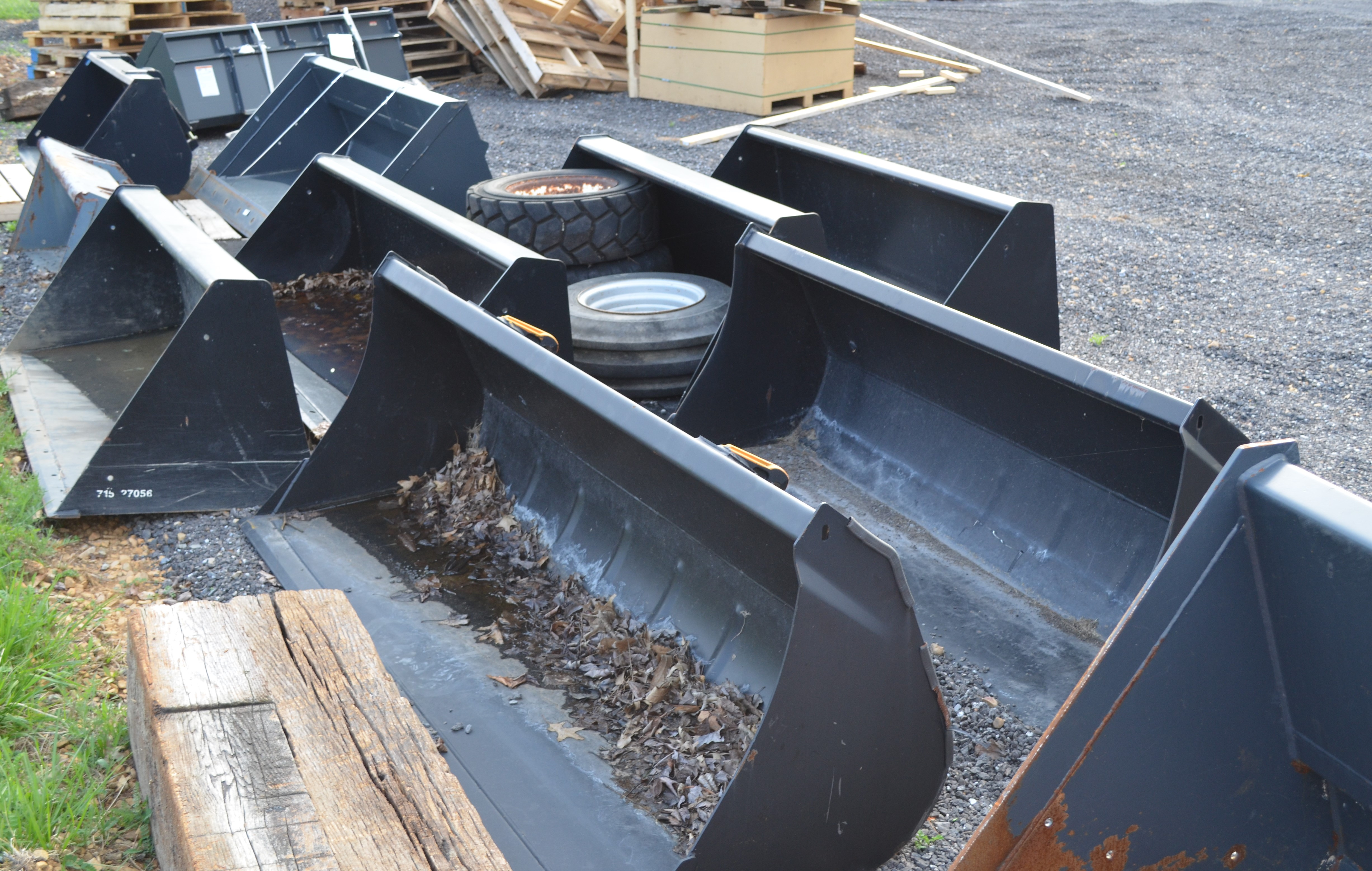Miscellaneous Tractor/Skid Steer Buckets Image