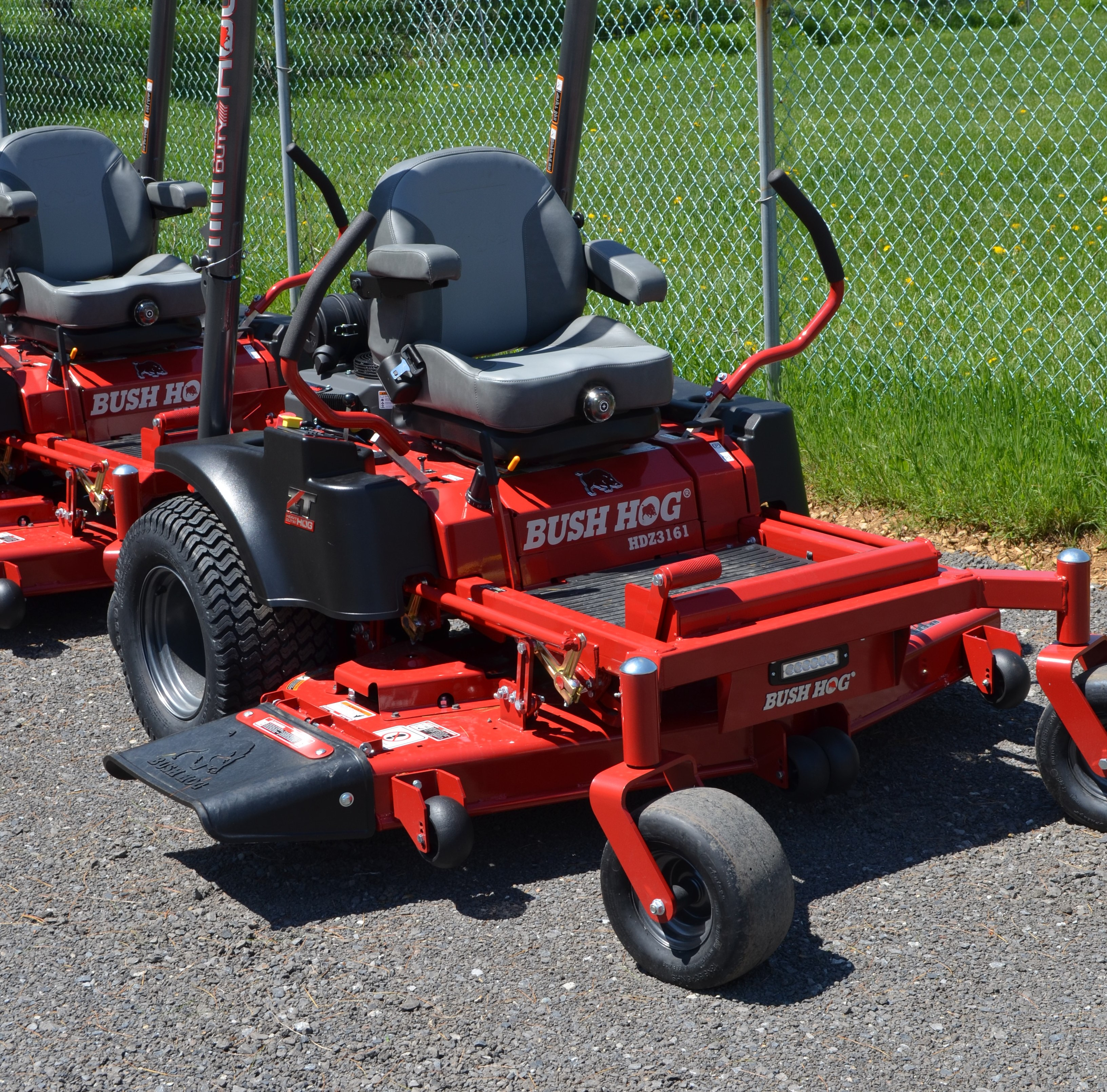 Bush Hog HDZ-3161 Zero Turn Mower Image