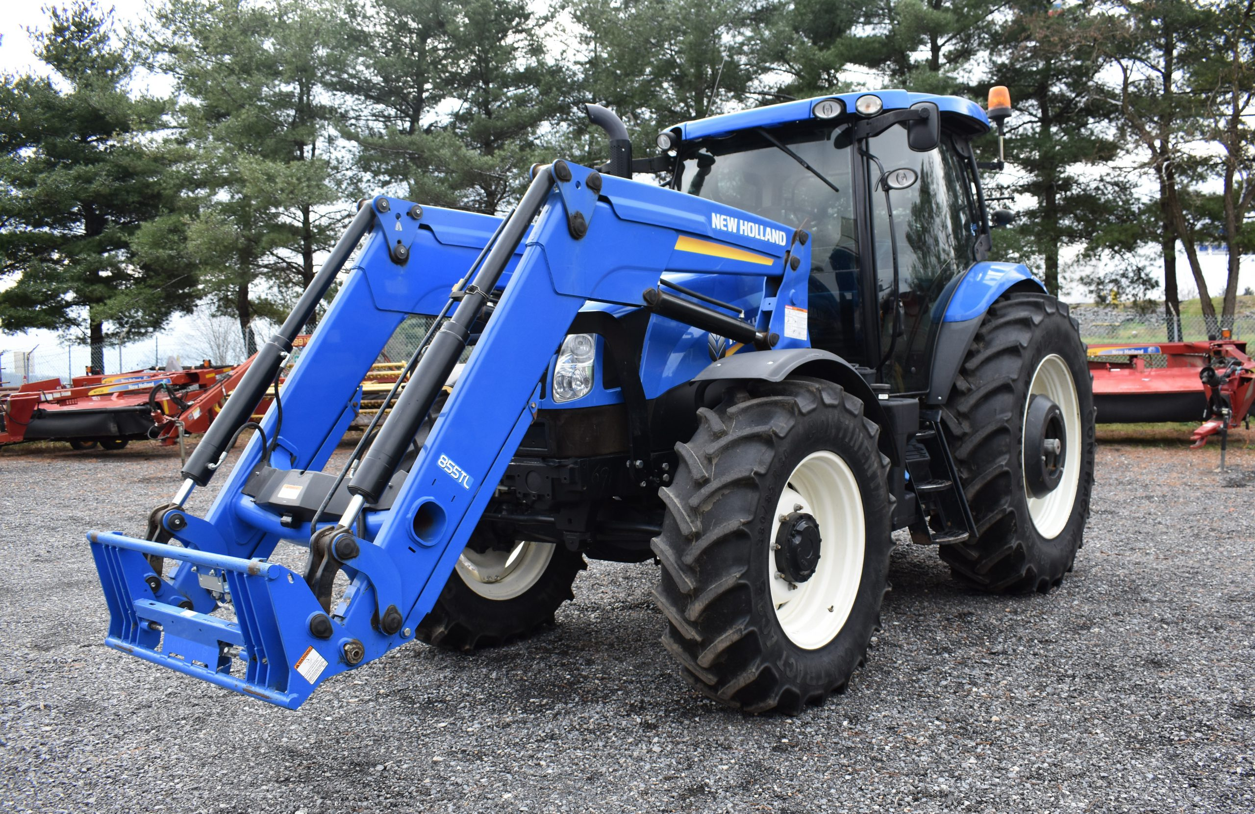 New Holland T6.165 Image