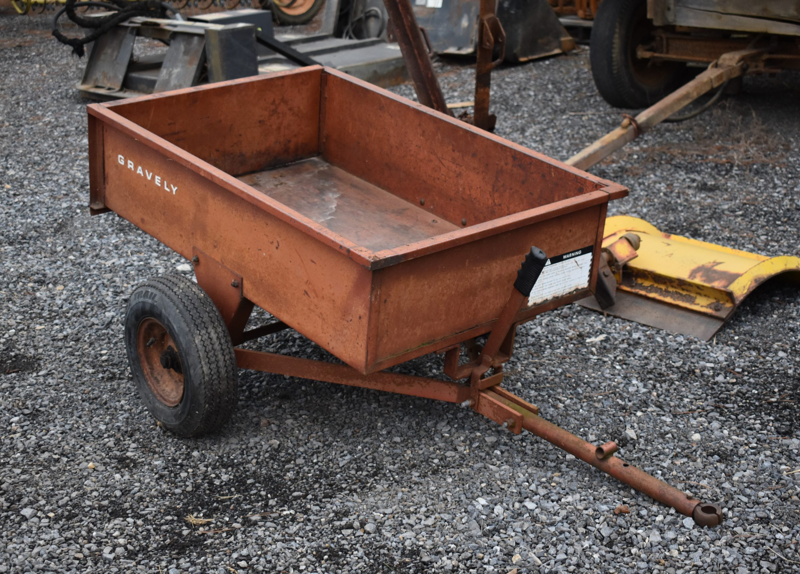 Gravely Cart Image