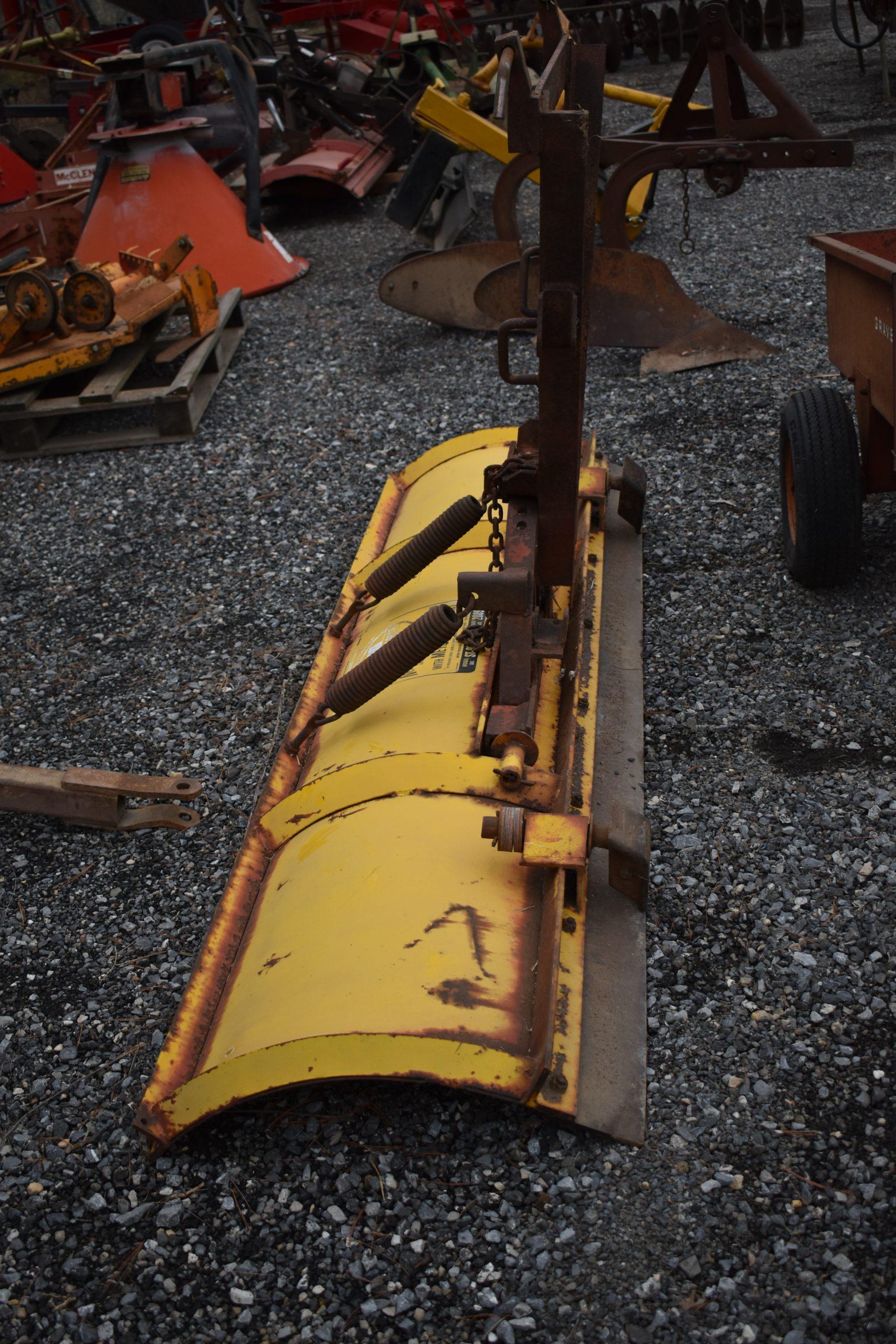 Meyers Snow Plow Image