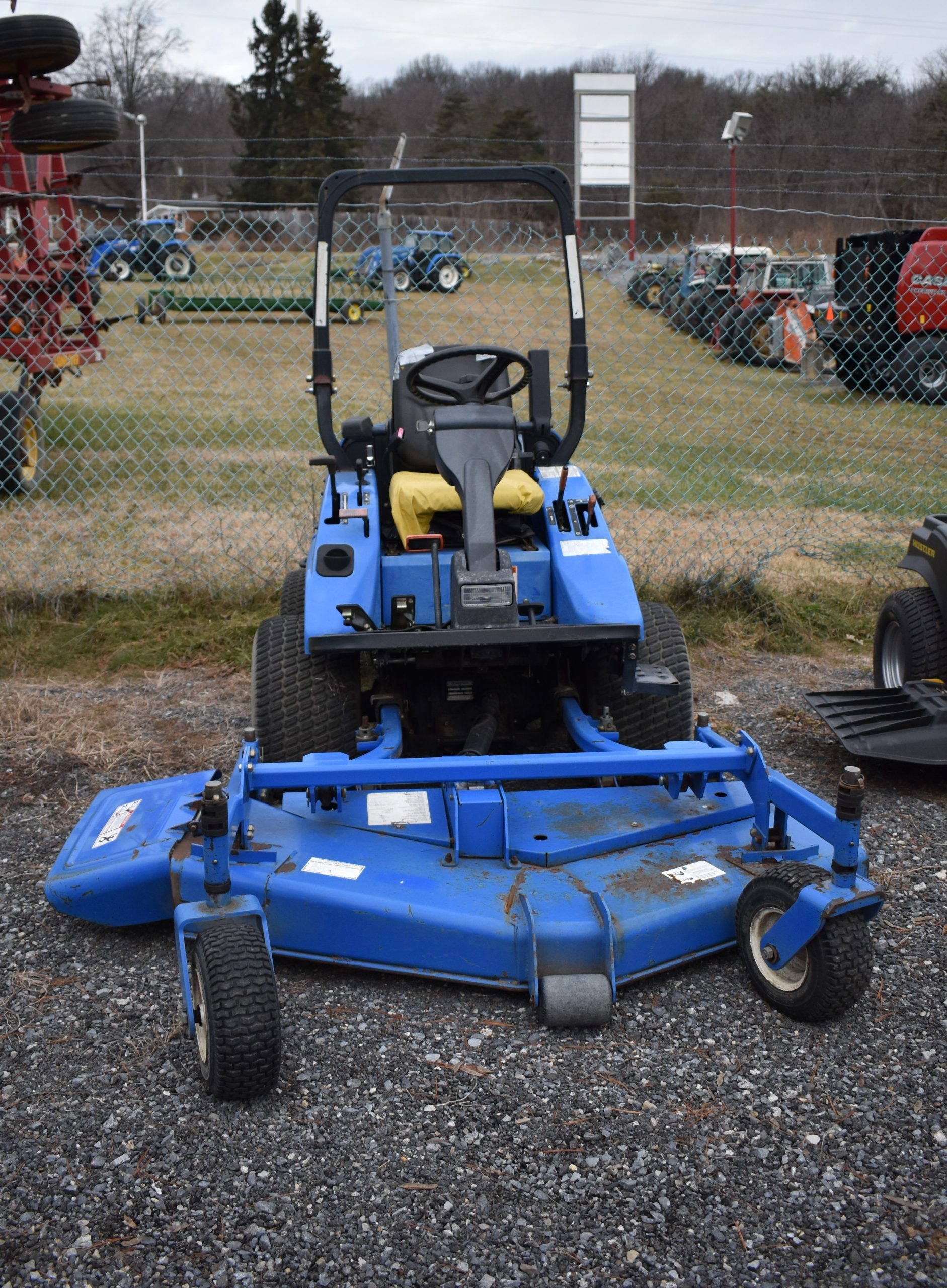 New Holland MC22 Mower Image