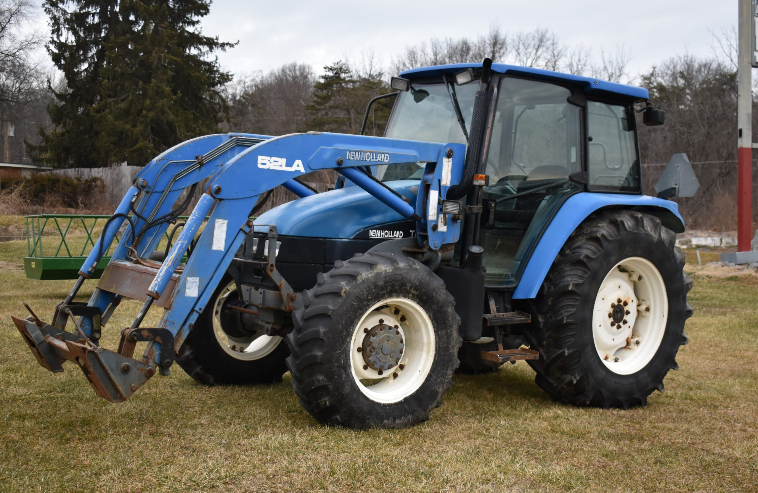 New Holland TL100 Image