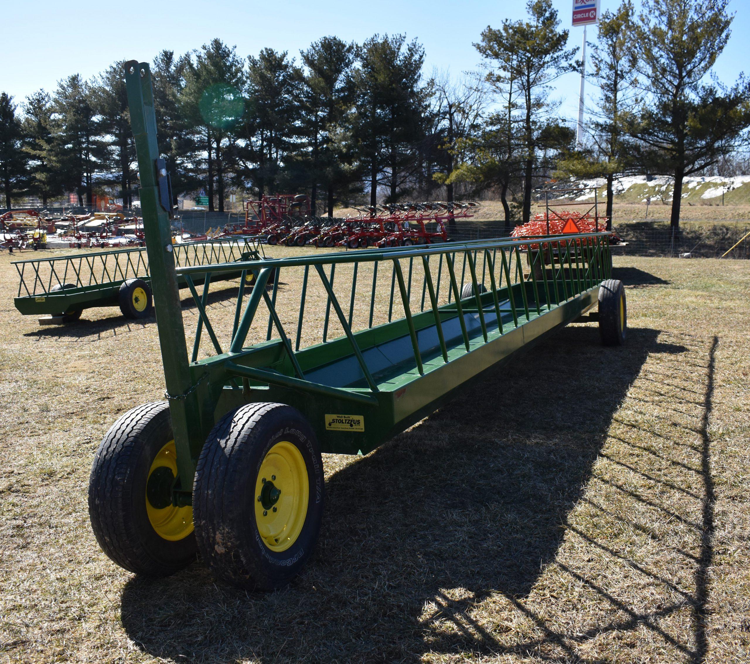 Stoltzfus Feed Cart Image