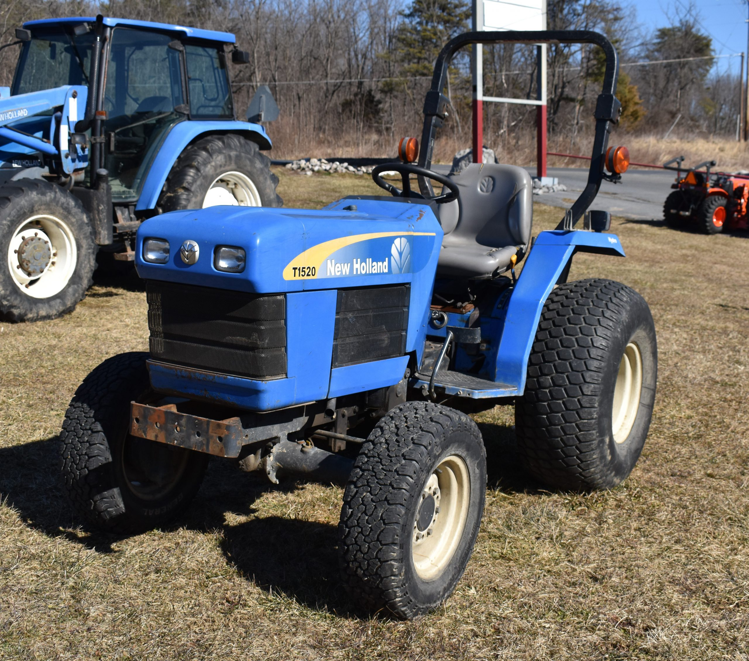 New Holland T1520 Image