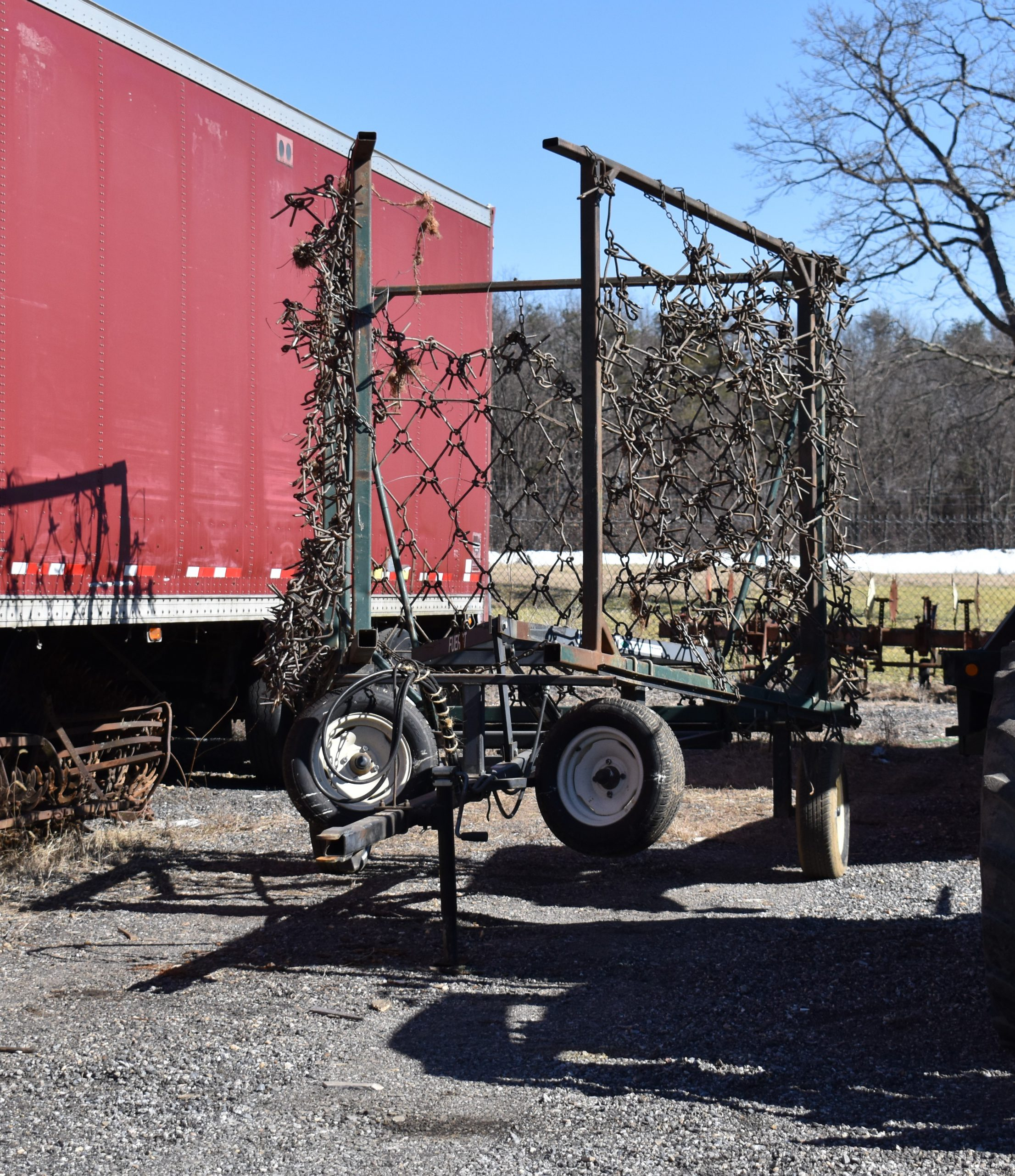 Carted Pasture Drag Image