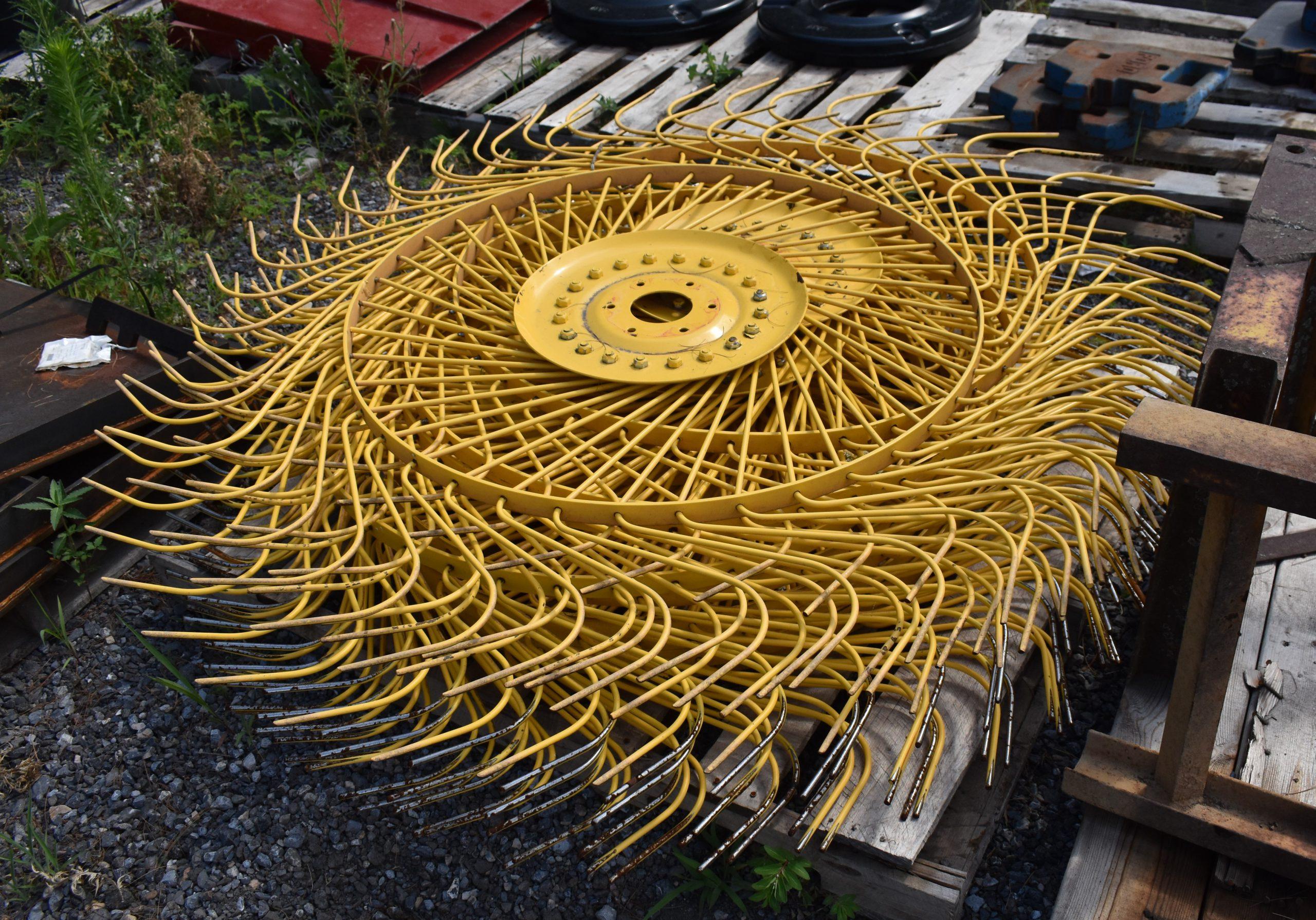 Used Rake Wheels Image