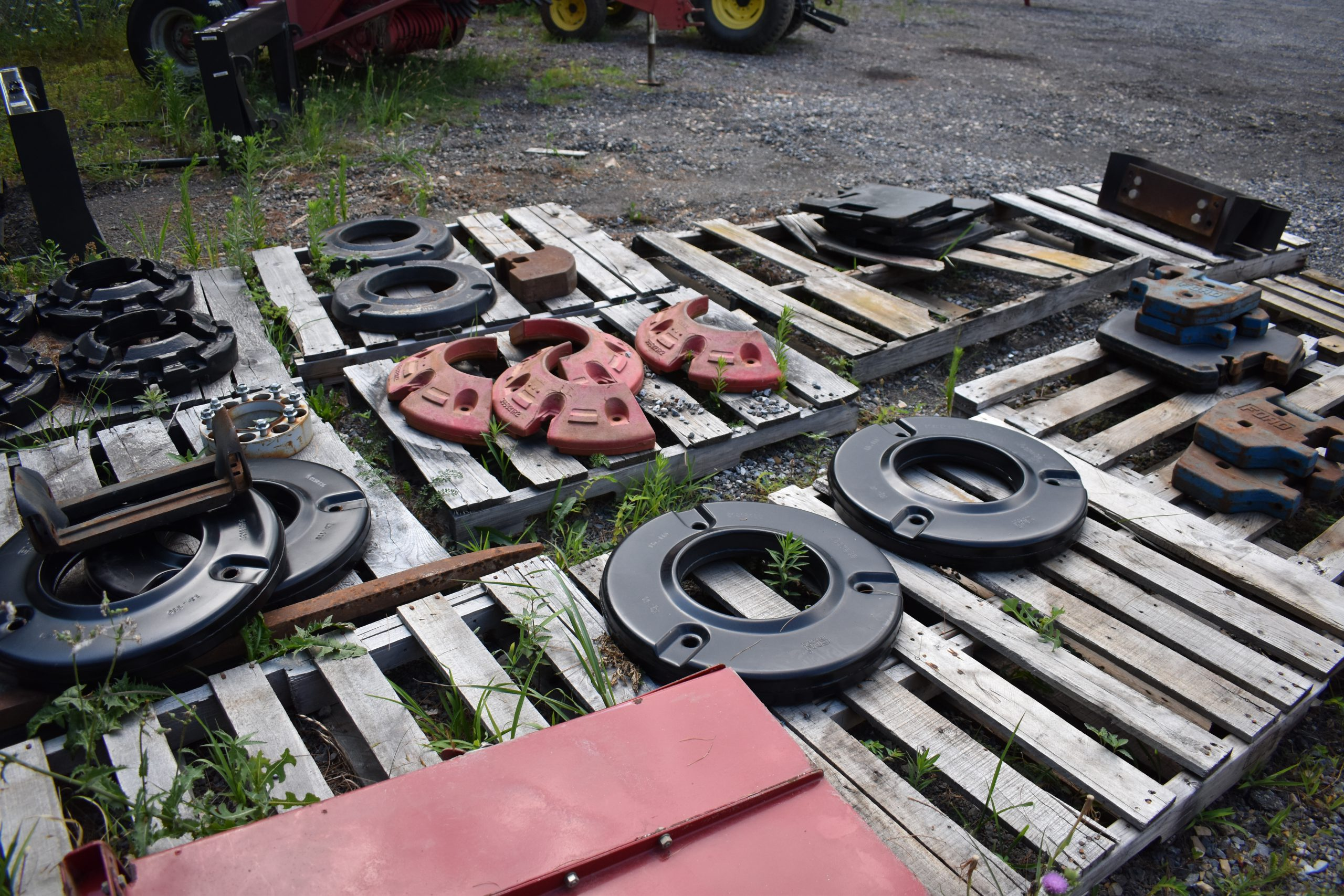 Assorted Weights Image