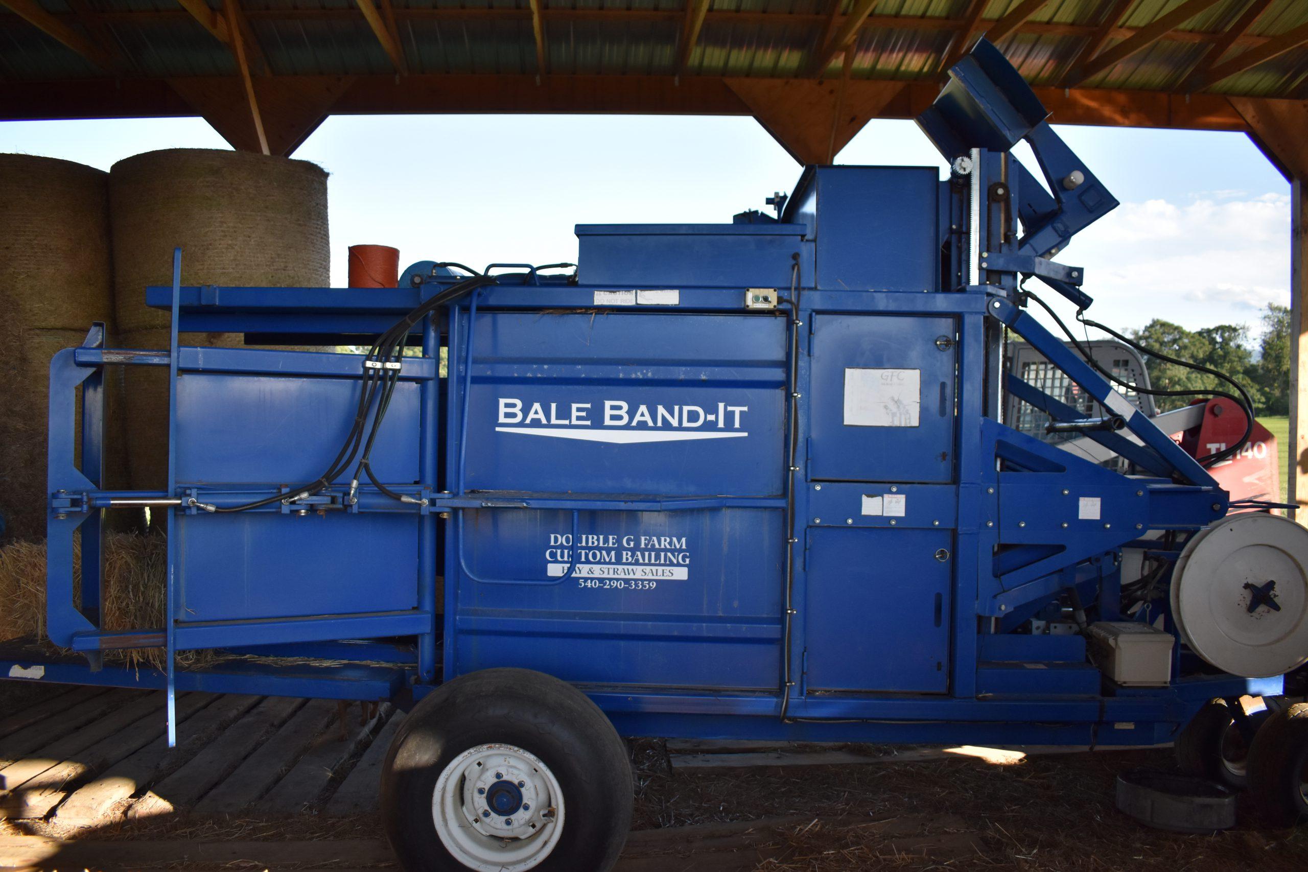 Bale Band-It Image