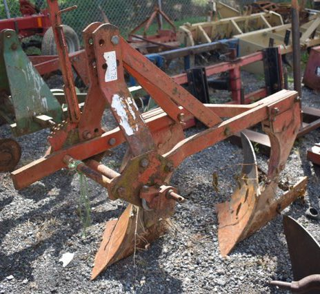 TWO BOTTOM PLOW Image