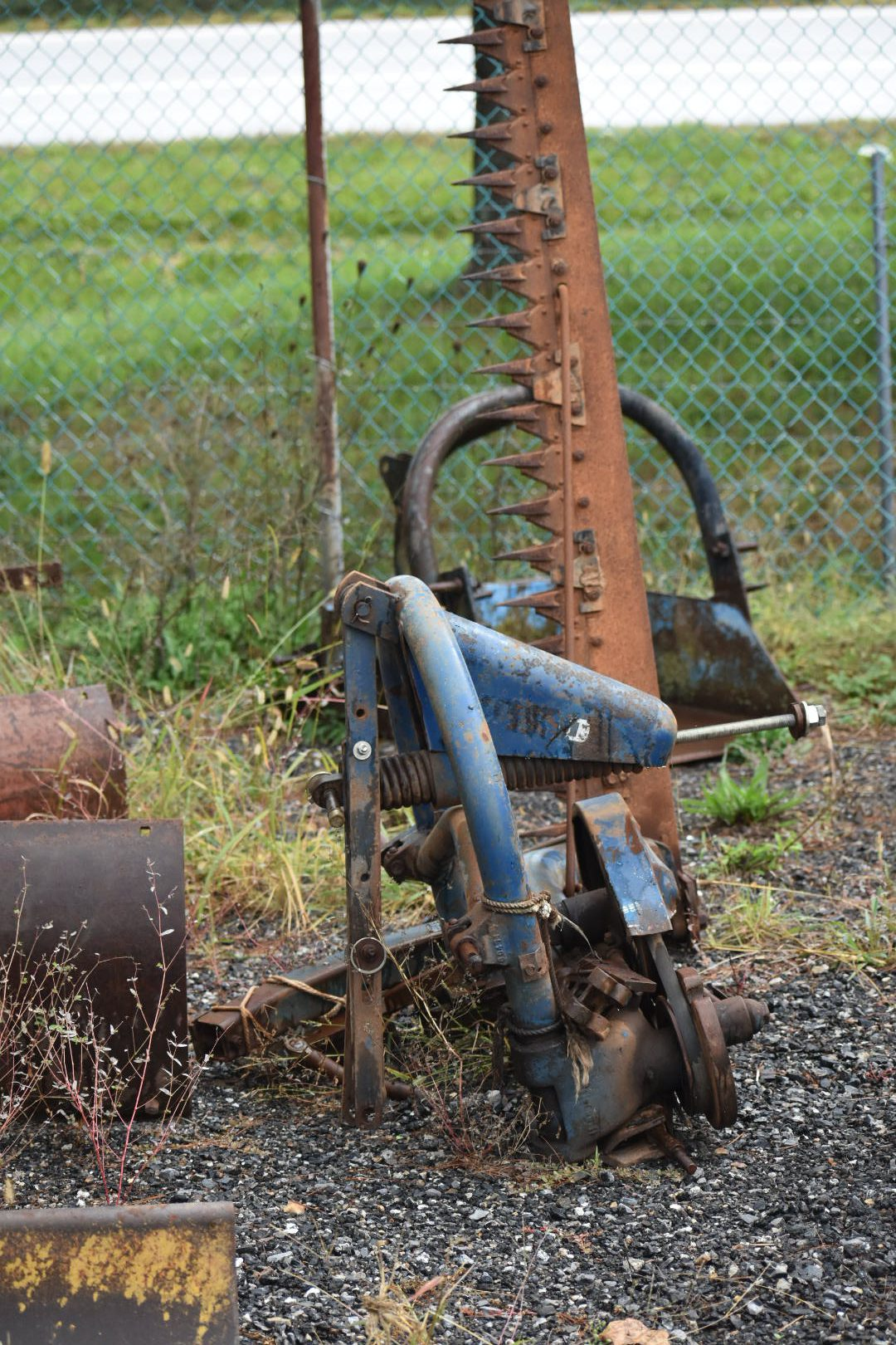 FORD 501 SICKLE MOWER Image